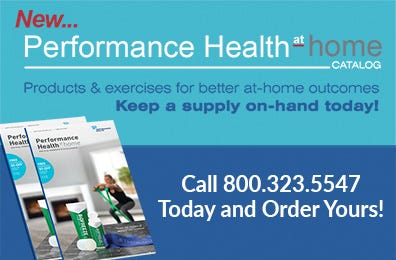Performance Health At Home Catalog